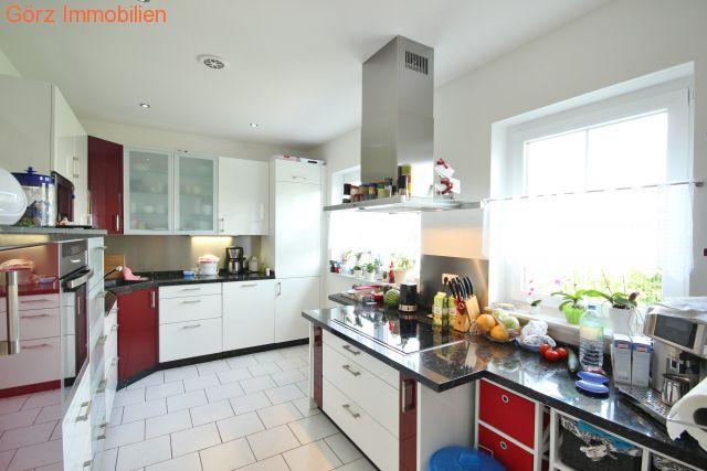 Entzuckend 2 Große Fenster Erhellen Die Küche. Alno Einbauküche
